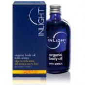 Organic Body Oil Arnica (100ml)     Inlight - Cemon