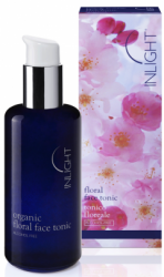 Organic Floral Face Tonic (200ml)     Inlight - Cemon
