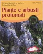 Piante e arbusti profumati  Helga Urban   Red Edizioni