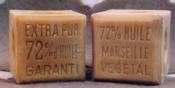Sapone di Marsiglia Olii Vegetali 600gr     Carone snc