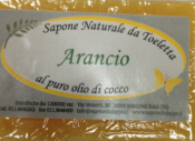 Sapone Vegetale Arancio     Carone snc