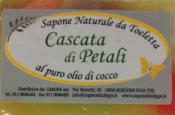 Sapone Vegetale Cascata di Petali     Carone snc