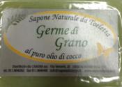 Sapone Vegetale Germe di Grano     Carone snc