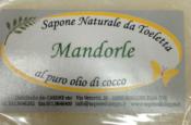 Sapone Vegetale Mandorle     Carone snc