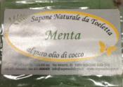 Sapone Vegetale Menta     Carone snc