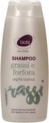 Shampoo Capelli Grassi e Forfora - Argilla Bianca     Bjobj