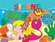 Sirene - Poster da Colorare  Autori Vari   Macro Junior