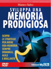 Sviluppa una Memoria Prodigiosa (DVD)  Matteo Salvo   MyLife Edizioni
