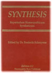 Synthesis - 6° edizione italiana  Frederik Schroyens   Homeopathic Book Publisher