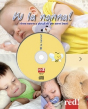 W la nanna (con cd audio)  Autori Vari   Red Edizioni