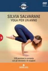 Yoga per un anno (DVD)  Silvia Salvarani   Tecniche Nuove