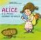 Alice e il primo giorno di asilo  Giorgia Cozza Maria Francesca Agnelli  Il Leone Verde