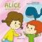 Alice inventa rime  Giorgia Cozza Maria Francesca Agnelli  Il Leone Verde