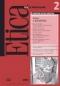 Etica per le Professioni. ETICA E DISABILITA'  Etica per le Professioni Rivista   Fondazione Lanza