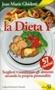 La Dieta Y  Jean Marie Ghidetti   Edizioni Sì