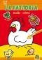 La Fattoria - Incolla e Colora (2-4 anni)  Autori Vari   Macro Junior