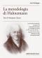 La Metodologia di Hahnemann (Omeopatia Classica)  Luc De Schepper   Salus Infirmorum
