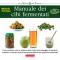 Manuale dei cibi fermentati  Michela Trevisan   Terra Nuova Edizioni