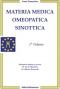 Materia Medica Omeopatica Sinottica - 1° vol.  Frans Vermeulen   Salus Infirmorum