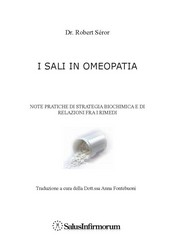 I Sali in Omeopatia (ebook)