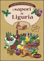 I sapori di LIGURIA  Gianni Grimaldi   KeyBook
