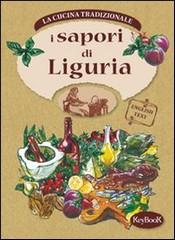 I sapori di LIGURIA  Gianni Grimaldi   KeyBook