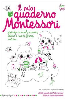 Il mio quaderno Montessori  Marie Kirchner   L'Ippocampo Edizioni
