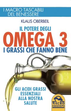 Il Potere degli Omega 3  Klaus Oberbeil   Macro Edizioni