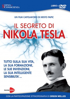 Il Segreto di Nikola Tesla (DVD)  Krsto Papic   Macro Edizioni