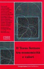 Il Terzo Settore tra economicità e valori  Benedetto Gui   Fondazione Lanza