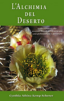 L&#039;Alchimia del Deserto  Kemp Scherer Cynthia Athina   Bruno Galeazzi Editore
