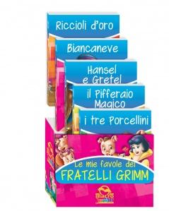 Le mie favole dei Fratelli Grimm  Fratelli Grimm   Macro Junior