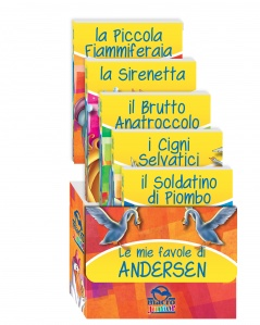 Le mie favole di Andersen  Christian Andersen   Macro Junior
