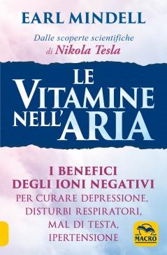 Le Vitamine nell'Aria  Earl Mindell   Macro Edizioni