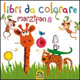 Marzipan 2 - Libro da colorare  Autori Vari   Macro Junior