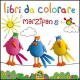 Marzipan 3 - Libro da colorare  Autori Vari   Macro Junior
