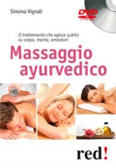 Massaggio Ayurvedico (DVD)  Simona Vignali   Red Edizioni