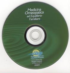 Medicina Omeopatica ed Equilibrio Familiare - DVD  A.D.I.M.O.   A.D.I.M.O.