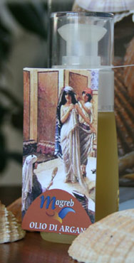 Olio di Argan 30ml 'Magreb'     Carone snc