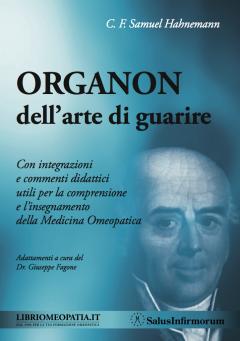 Organon dell'arte di guarire  Samuel Hahnemann   Salus Infirmorum
