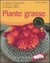 Piante grasse  Elisabeth Manke   Red Edizioni