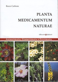 Planta Medicamentum Naturae  Rocco Carbone   Dibuono Editore