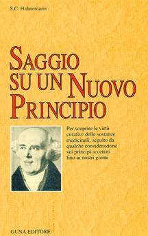 Saggio su un nuovo Principio  Samuel Hahnemann   Guna Editore
