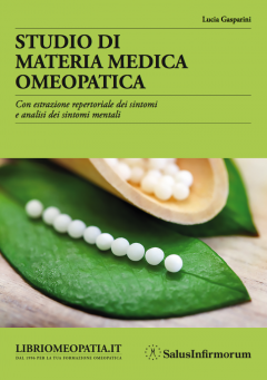 Studio di Materia Medica Omeopatica  Lucia Gasparini   Salus Infirmorum
